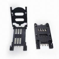 Buy cheap 8p SIM Card Connector/IC Card Connector without Cover for iPhone 3G from wholesalers