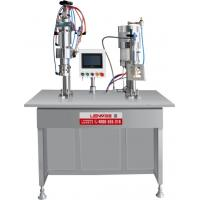 bag on valve aerosol filling machine