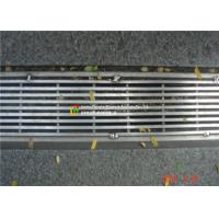 Buy cheap Customized Stainless Steel Trench Grate , Drain  Cover for Drainage System from wholesalers
