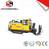 Buy cheap 20Tons horizontal drilling drilling rig for sale with Cummins 6BTA5.9-C150 power engine from wholesalers