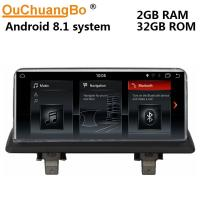 Buy cheap Ouchuangbo car audio gps navi stereo for BMW XE87 2005-2012 with SWC BT 1080 video USB android 8.1 from wholesalers