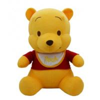Buy cheap Cute Winnie The Pooh Stuffed Disney Plush Toys with Big Head from wholesalers