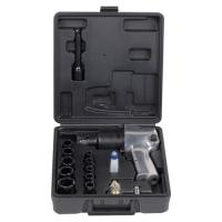 Buy cheap 16PCS 1/2'' 650N.m Twin Hammer AIR IMPACT WRENCH KIT for Garage Use. from wholesalers