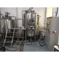 Buy cheap Polished Alcohol Making Machine , Energy Saving Electric Beer Brewing System from wholesalers