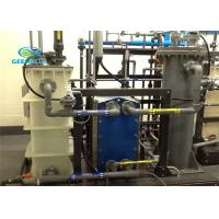 Buy cheap Safety Sodium Hypochlorite Generator , High Strength Saltwater Chlorine Generator from wholesalers