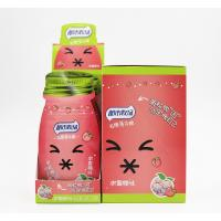 Buy cheap 16g Peach Flavor Sugar free mint candy in sachets pack Best seller in 7-11 from wholesalers