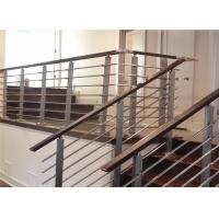 Buy cheap Manufacturer balustrade deck railing systems interior rod bar railing systems from wholesalers