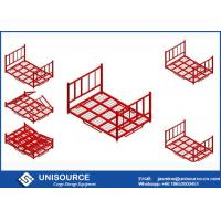 Buy cheap Iron Stacking Tire Rack For Logistic Equipment Material Handling CE Approved from wholesalers