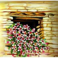 Buy cheap 3d flower oil painting from wholesalers