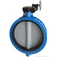 Buy cheap Carbon Steel Eccentric Butterfly Valve Concentric Construction High Performance from wholesalers