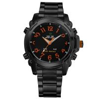 Buy cheap stainless steel bracelet watches japan movt hand quartz movement stainless steel band watches from wholesalers