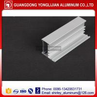 Buy cheap Africa aluminum extrusion profiles to make window and door,aluminum window profile to Africa from wholesalers