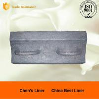 Buy cheap Pearlitic Chrome Molybdenum Sag Mill Liners Impact Value AK 60J from wholesalers