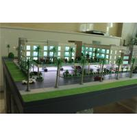 Buy cheap Low price factory building miniature scale house model , 3d model making from wholesalers