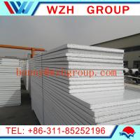 Buy cheap Australia standard EPS sandwich panel / wall panel made in China WZH from wholesalers