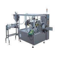 Buy cheap Full Automatic Vertical Packaging Machine Frequency Control For Paste Products from wholesalers