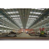 Buy cheap Structural Pre Engineered Warehouse Steel Buildings 40 Years Service Life from Wholesalers