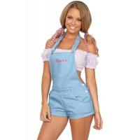 Country Girl Halloween Adult Costumes , Air Hostess Stewardess Adult Fancy Dress