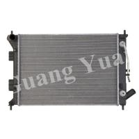 Buy cheap OEM 25310 3X101 Hyundai Car Radiator , DPI 1333 Hyundai Elantra Radiator  from wholesalers