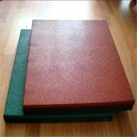 Buy cheap Anti-fatighue no-pollution rubber tile flooring tiles for playground from wholesalers
