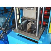 China Plc Top Hat 12m/Min Cold Roll Forming Machine on sale