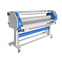 Buy cheap Wide Format Laminator 130mm Diameter Roll To Roll Lamination Machine from wholesalers