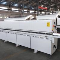 Buy cheap High Precision Edge Banding Machine , High Efficiency Wood Automatic Edging Machine from wholesalers