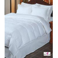 Buy cheap Complete Full Size Custom Queen Hotel Microfiber Bedding Sets from wholesalers