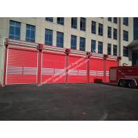 Buy cheap Overhead Aluminum Alloy Insulated Panel High Speed Rollup Door for Logistic Warehouse from wholesalers