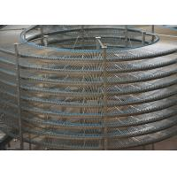 Buy cheap New Condition Bread Spiral Cooler / Food Cooling Conveyor CE Certification from wholesalers
