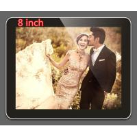 Buy cheap 8 inch ABS injection plastic tablet advertising led light box from wholesalers