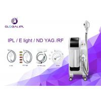 Buy cheap Wrinkle Removal Skin Tightening Pigment Therapy RF Elight IPL Laser Beauty Equipment US002 from wholesalers