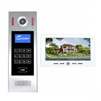 Buy cheap 4 Wired Video Doorbell Commax intercom Building Video Door Phone Hands free Door Intercom from wholesalers