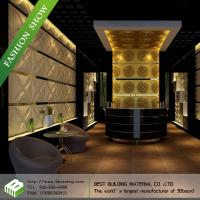 Buy cheap Beautiful and fashionable wall panel for interior home decor 3d board wall covering from wholesalers