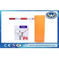 Buy cheap Automatic Vehicle Barrier Gate Car Parking Barriers For Parking Lot Sensor System from wholesalers