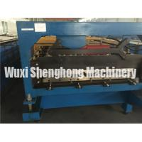 Buy cheap High Frequency Roof Panel Forming Machine For Glazed Roof Tile 5.5KW from wholesalers