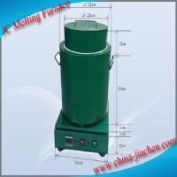 Buy cheap JC 220V 3.6KW Gold Scrap Metals Melting Furnace with Reasonable Price from wholesalers