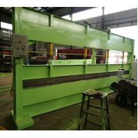 Buy cheap Ibr Corrugated Roof Sheet Metal Decoiler , Hydraulic Bending Machine from wholesalers