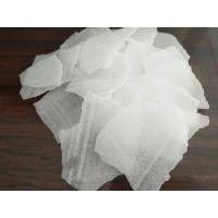 Buy cheap SGS tested 99%,96% white thin caustic soda flake used for soap detergent making from wholesalers