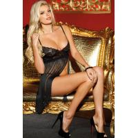 Buy cheap Sexy Lingerie Wholesale Babydoll Lingerie Chemises Fringe Fever Babydoll Lingerie from wholesalers