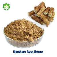Buy cheap alcohol-free eleuthero products siberian ginseng root extract 0.8%-1.8% Eleuthero B+E HPLC from wholesalers