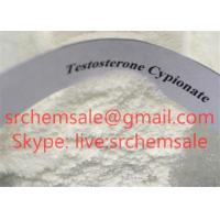 Buy cheap Testosterone Cypionate Test Cyp CAS 58-20-8 Testosterone Steroid Hormone Drugs from wholesalers