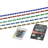 Buy cheap TV Decorative USB Linkable LED Strip , 5V Powered Multi Color LED Strip For Flat Surface from wholesalers