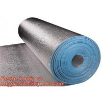 Buy cheap Aluminum Foil Coated EPE Foam Thermal Insulation PE Embroidery Trick Film from wholesalers