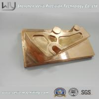 Buy cheap Top Precision CNC Turning Machining Parts / CNC Machining Part Brass CNC Machined Parts from wholesalers