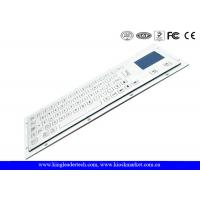 Buy cheap Dust-Proof Industrial Keyboard With Touchpad PS/2 Or Usb Interface With 64 Keys from wholesalers