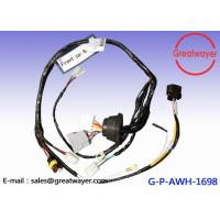 front car alarm wiring harness gxl 10awg auto cable 14 pin ... security wire harness