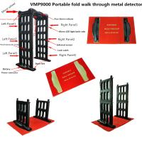 Buy cheap M- Scope Walk Through Metal Detector Door Frame For Supermarket / Airport from wholesalers