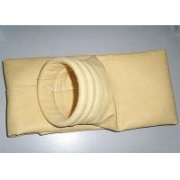 Buy cheap Dust collector aramid filter bag industrial micron filter bags 2mm thickness from wholesalers