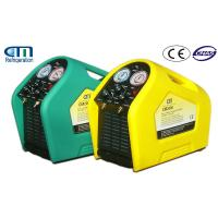 Buy cheap Auto Refrigerant R134A Recovery Machine , CE Portable Commercial Vacuum Pump product